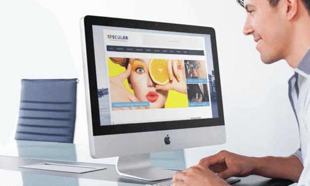 Top 5 des thèmes simples pour créer des sites vitrines rapidement
