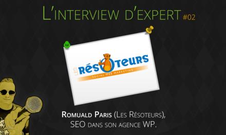 Romuald Paris (Les Résoteurs)