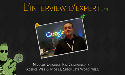 Nicolas Laruelle (Kim Communication)