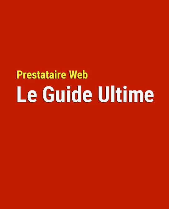 Prestataire Web, Le Guide Ultime
