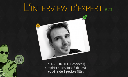 Pierre Bichet (Divi Community)