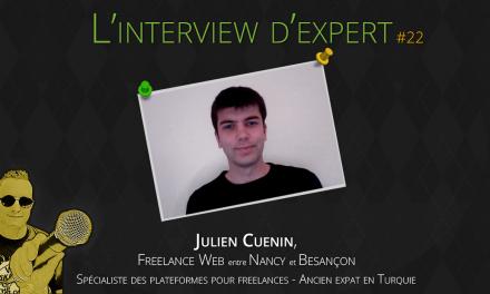 Julien Cuenin (Nancy, Besançon)