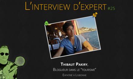 Thibaut Pakiry (expat à Lisbonne)