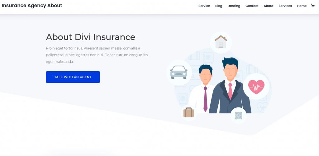 Divi : meilleur thème WordPress pour les assureurs courtiers et cabinets d'assurance