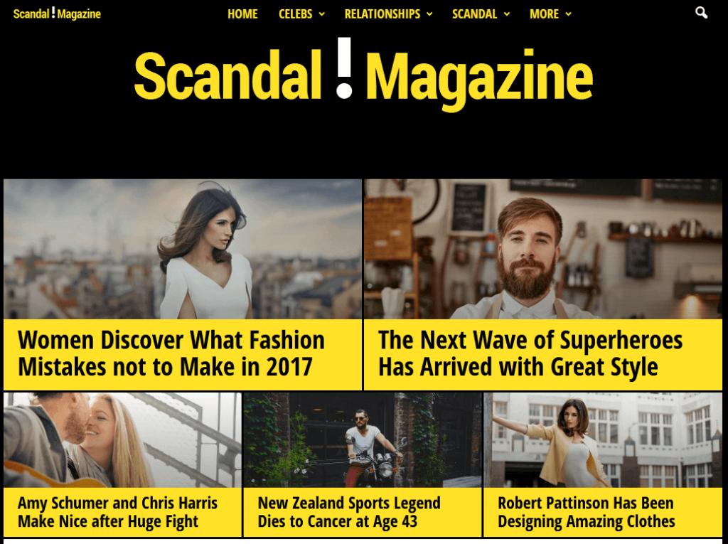Newsmag : 5e meilleur thème WordPress pour sites de news et magazines en ligne