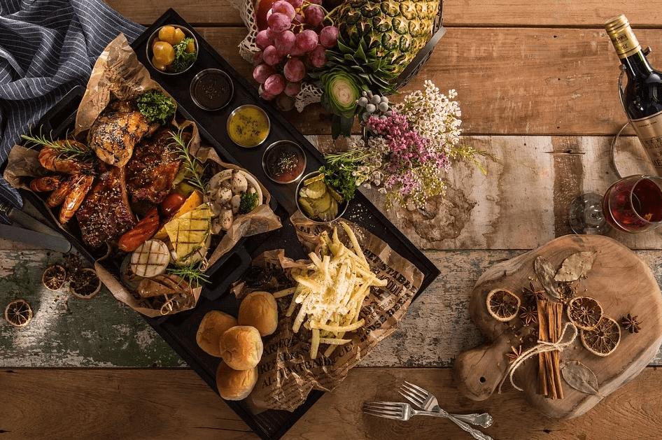 Gastronomie : meilleurs thèmes pour restaurants, cafés, bars, restaurateurs & traiteurs