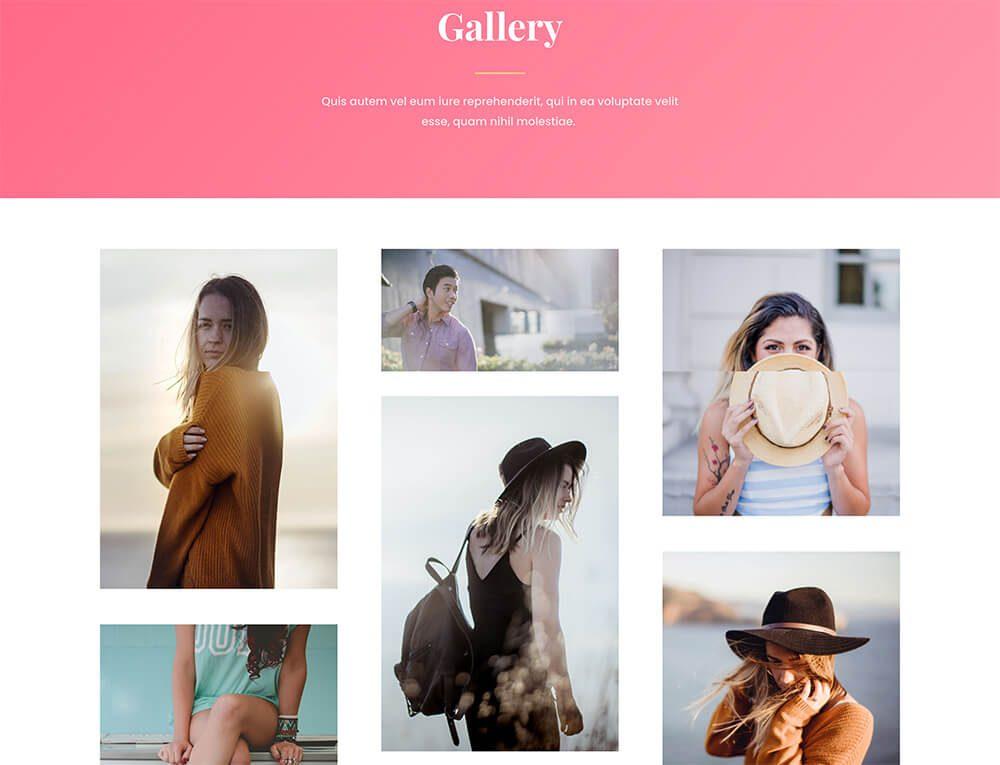 Divi : 1er meilleur thème WordPress pour femmes, stylistes ongulaires, sites féminins fashion, make-up, etc.