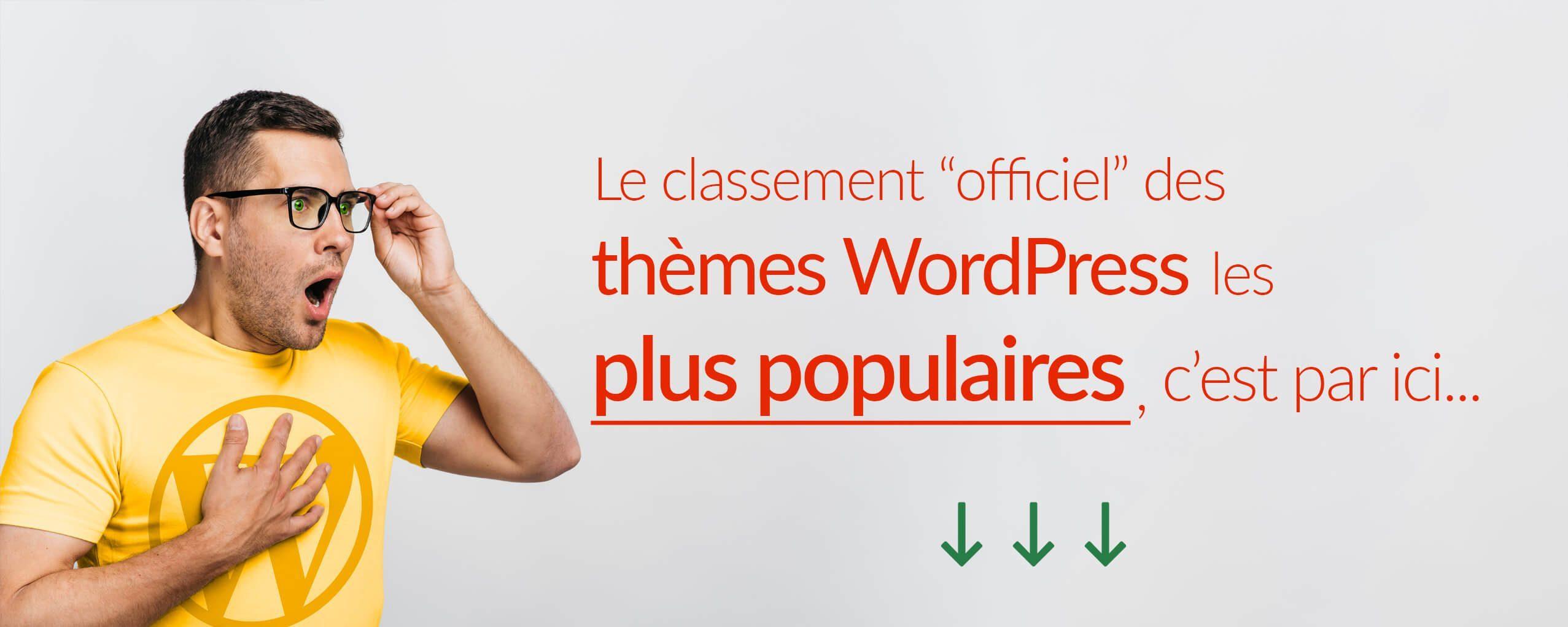 Meilleurs Thèmes WordPress gratuits