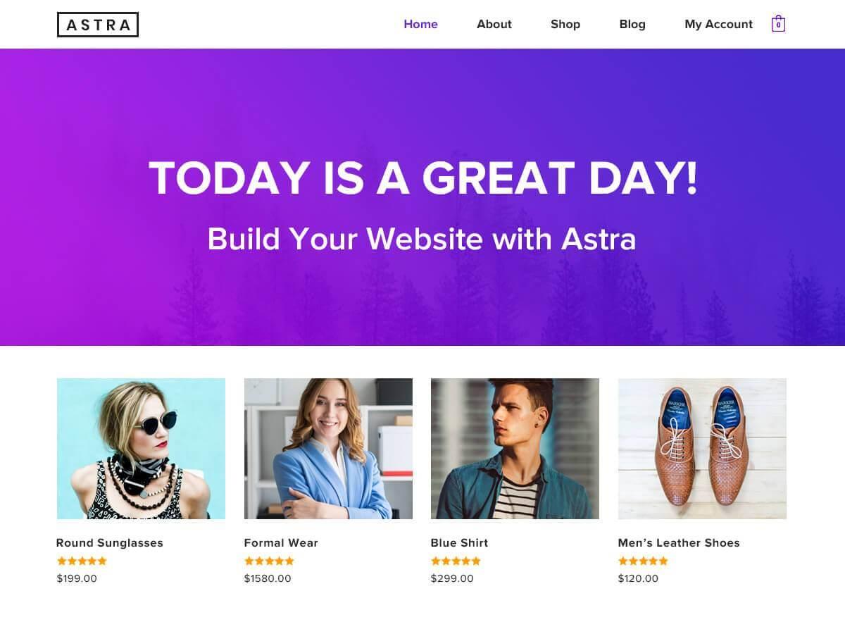 Astra est-il le nouveau Meilleur Thème WordPress : mon avis sur Astra