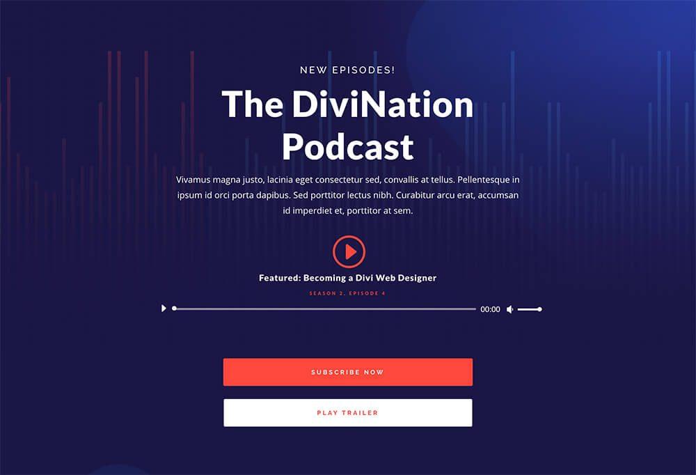 Divi : meilleur thème pour créer un blog de podcaster