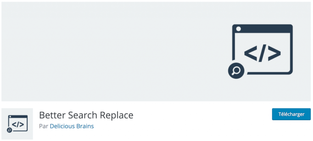 Better Search Replace, le meilleur plugin indispensable pour intervenir sur votre base de données
